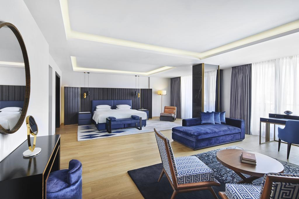 Горящие туры в отель Grand Hyatt Athens (ex. Athens Ledra) Афины