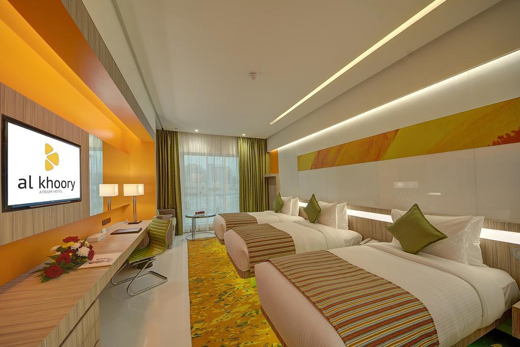 Al Khoory Atrium Hotel цена