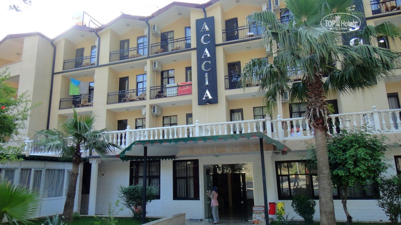 Туры в отель Akasia Resort (ex. Traum Hotel) Кемер