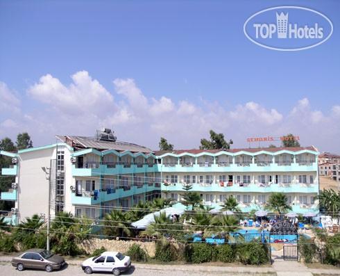 Туры в отель Semoris Hotel Сиде Турция