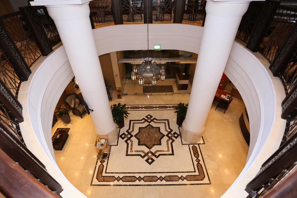 Туры в отель Al Hamra Hotel