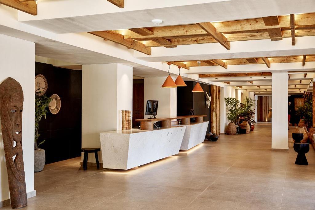 The Syntopia Hotel, Ретімно