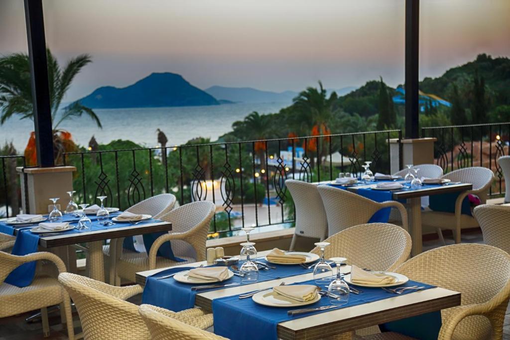 Відпочинок в готелі Yasmin Bodrum Resort (ex. Yasmin Bodrum Deluxe) Бодрум