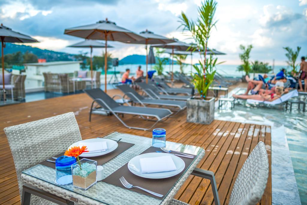 Отель, Surf Hotel Patong (Hotel Clover Patong)