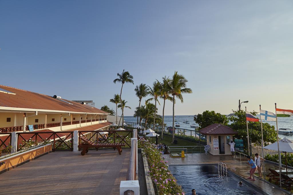 Отзывы об отеле Coral Sands