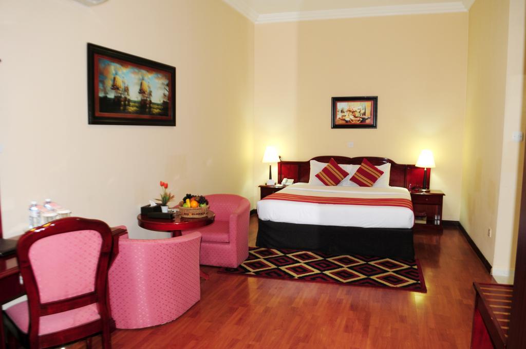 Отдых в отеле Fortune Hotel Deira