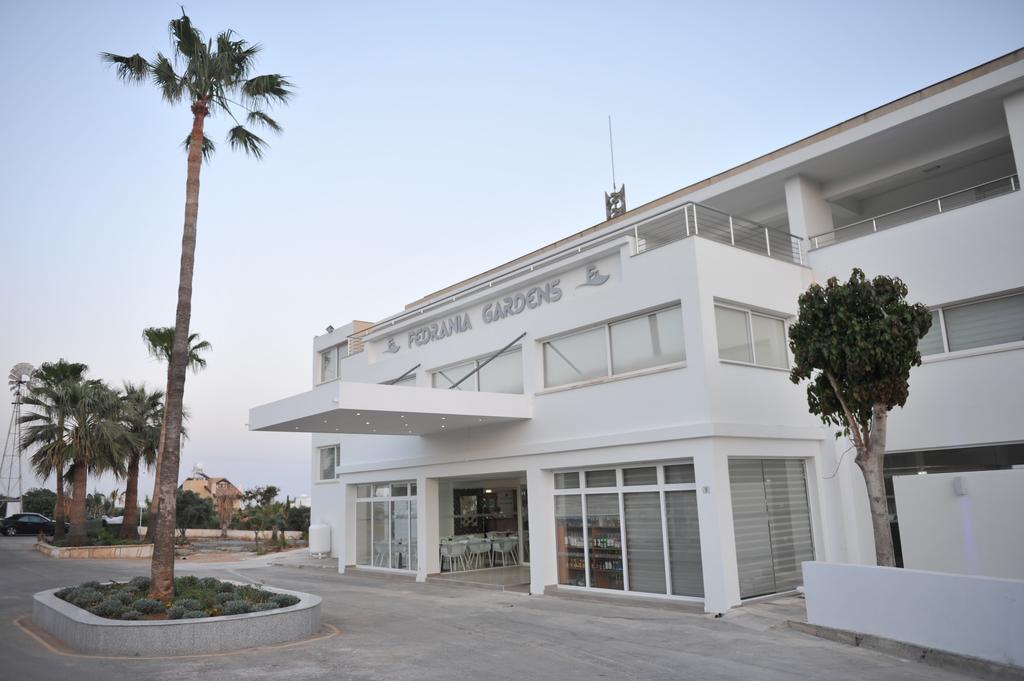Fedrania Gardens (Ex. Fedra Hotel Apt) Кіпр ціни