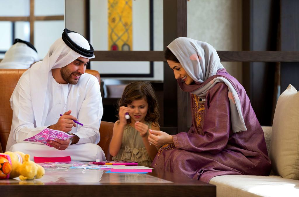 Отель, 5, Hyatt Regency Dubai