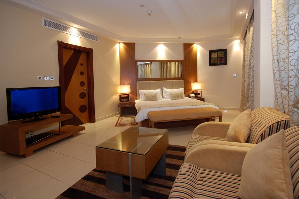 Park Inn by Radisson Hotel Apartments, фото отдыха