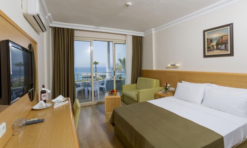 Тури в готель Senza Hotels Grand Santana Аланья Туреччина