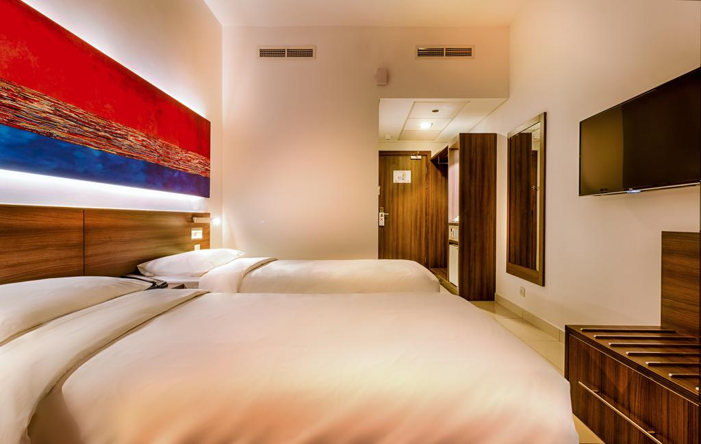 City Max Hotel Al Barsha, номера