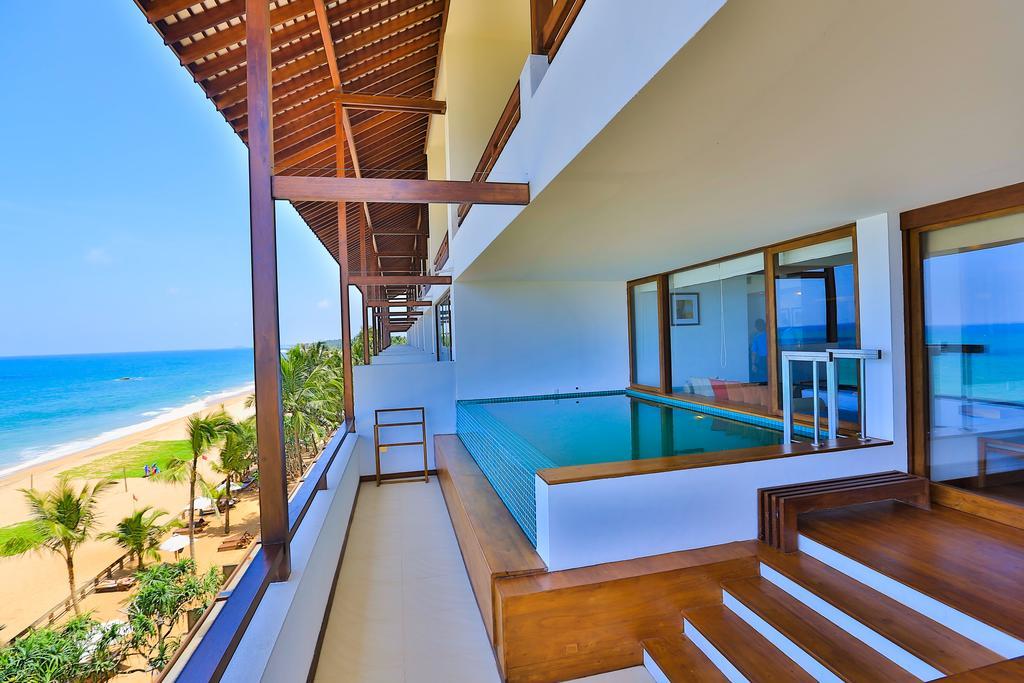 Отдых в отеле Pandanus Beach Resort Индурува Шри-Ланка