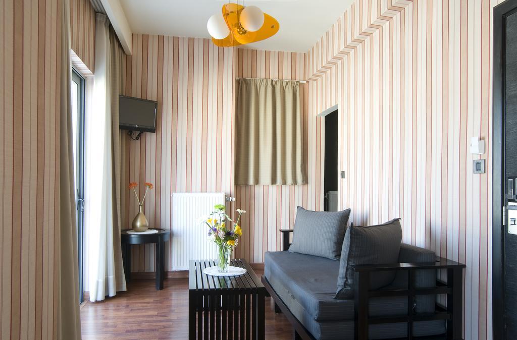 Отзывы гостей отеля Areos Boutique Hotel