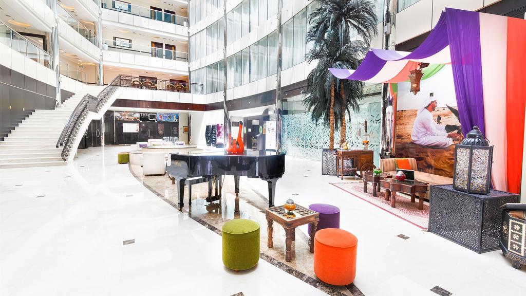 Туры в отель Holiday Inn Al Barsha Дубай (город)
