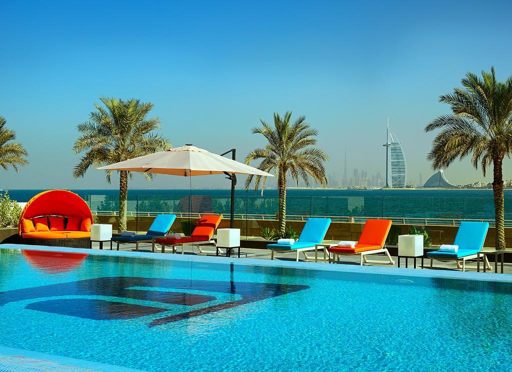 Дубай Пальма Aloft Palm Jumeirah ціни