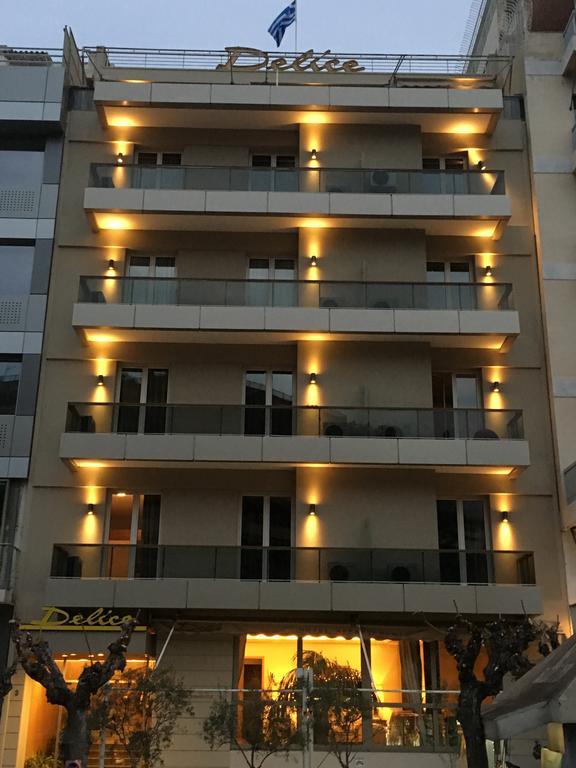 Delice Hotel Apartments цена