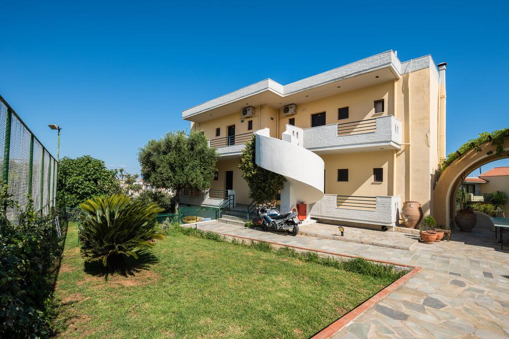 Отель, Ханья, Греция, Nireas Hotel