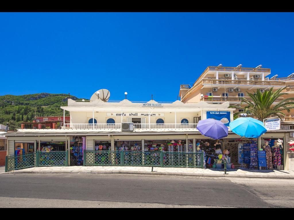 Potamaki Beach Hotel, Греція