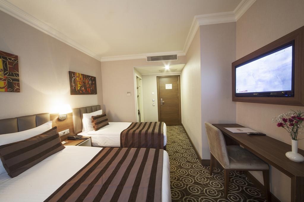 Отдых в отеле Delta Hotel Стамбул