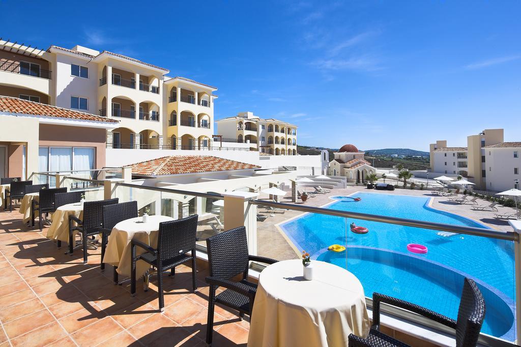 Туры в отель Club St George Apts Пафос