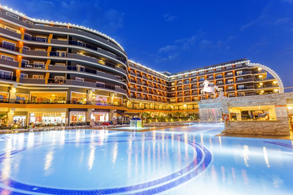 Senza The Inn Resort & Spa (ex. Zen The Inn Resort & Spa), Аланья