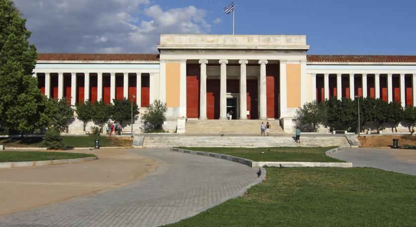 Горящие туры в отель Museum Hotel (ex Best Western) Афины Греция