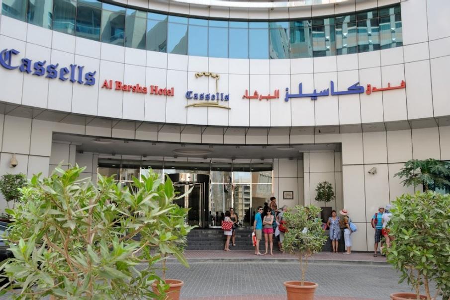 Туры в отель Cassels Al Barsha Hotel Дубай (город) ОАЭ