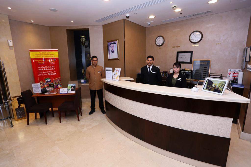 Туры в отель Al Hamra Hotel Шарджа