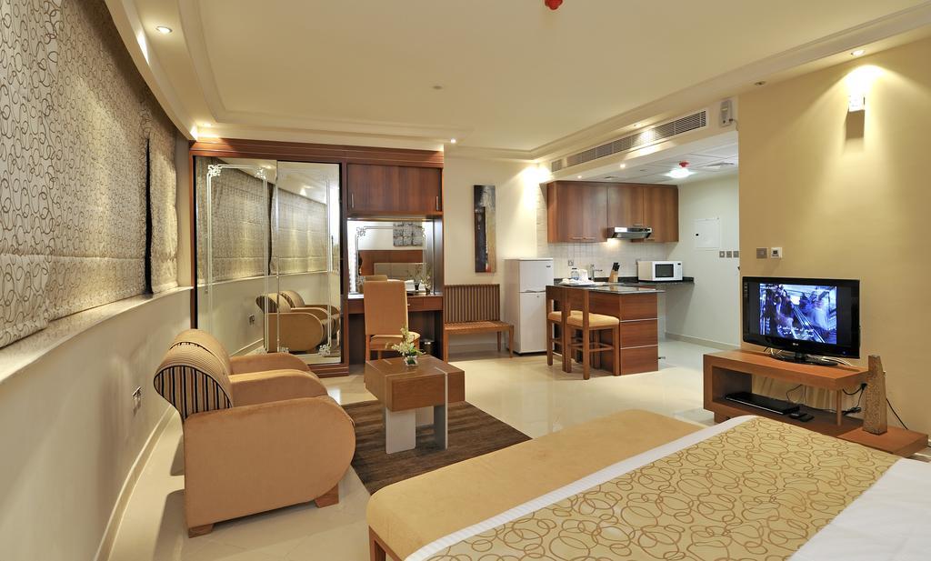 Park Inn by Radisson Hotel Apartments, фотографии территории