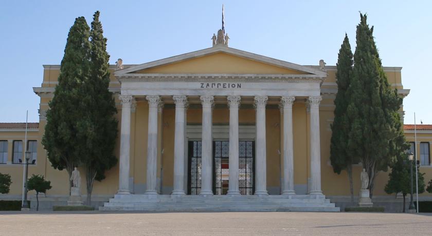 Горящие туры в отель Amazon Hotel Афины Греция