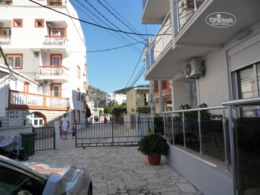 Тури в готель Hotel Canj Montenegro Чань Чорногорія