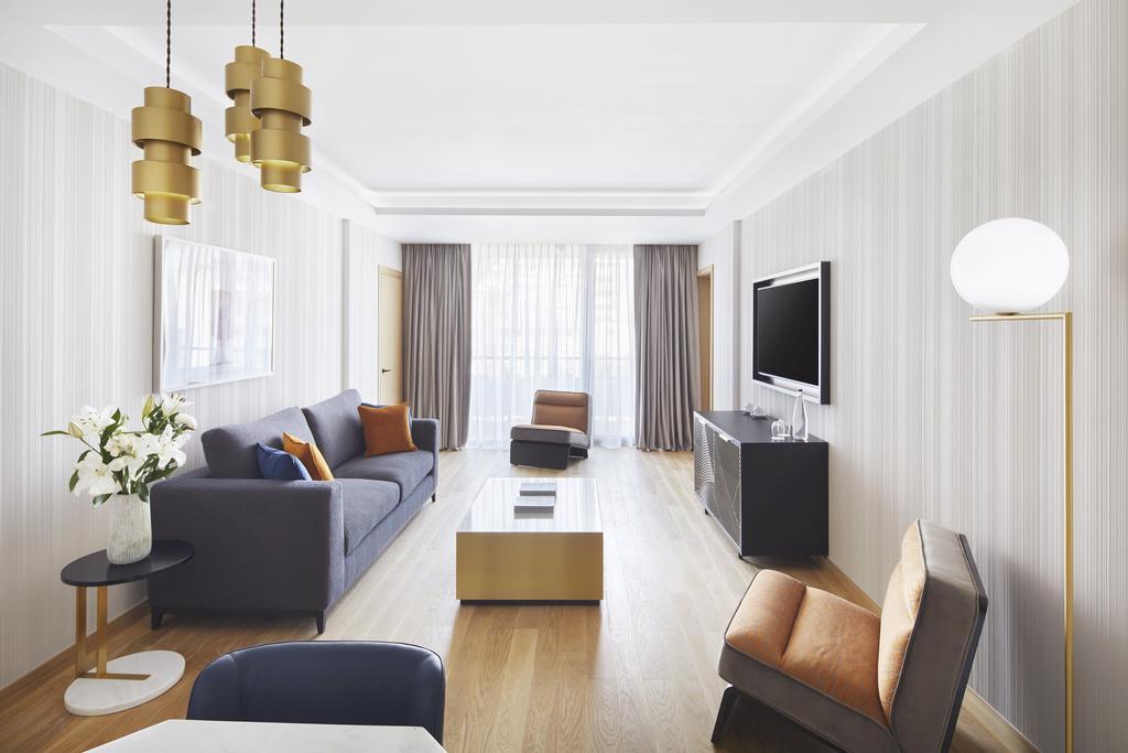 Отзывы гостей отеля Grand Hyatt Athens (ex. Athens Ledra)