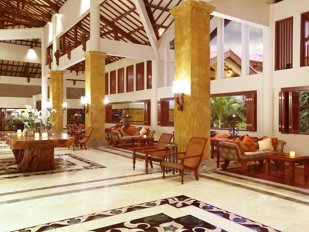 Горящие туры в отель Grand Mirage Resort Танжунг-Беноа Индонезия