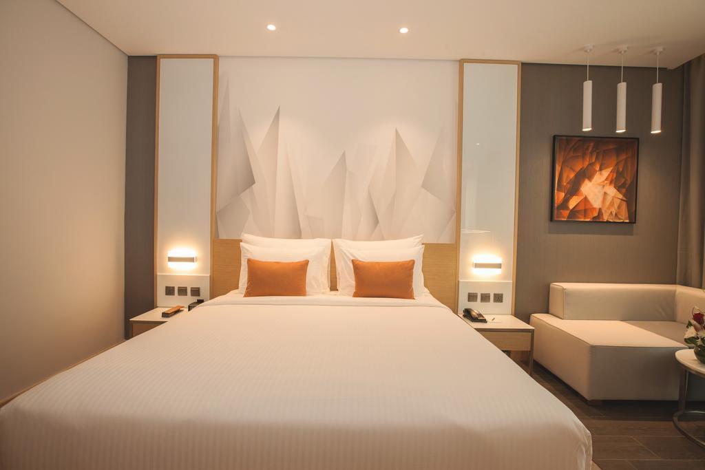 Отдых в отеле Flora Inn Hotel Дубай (город)