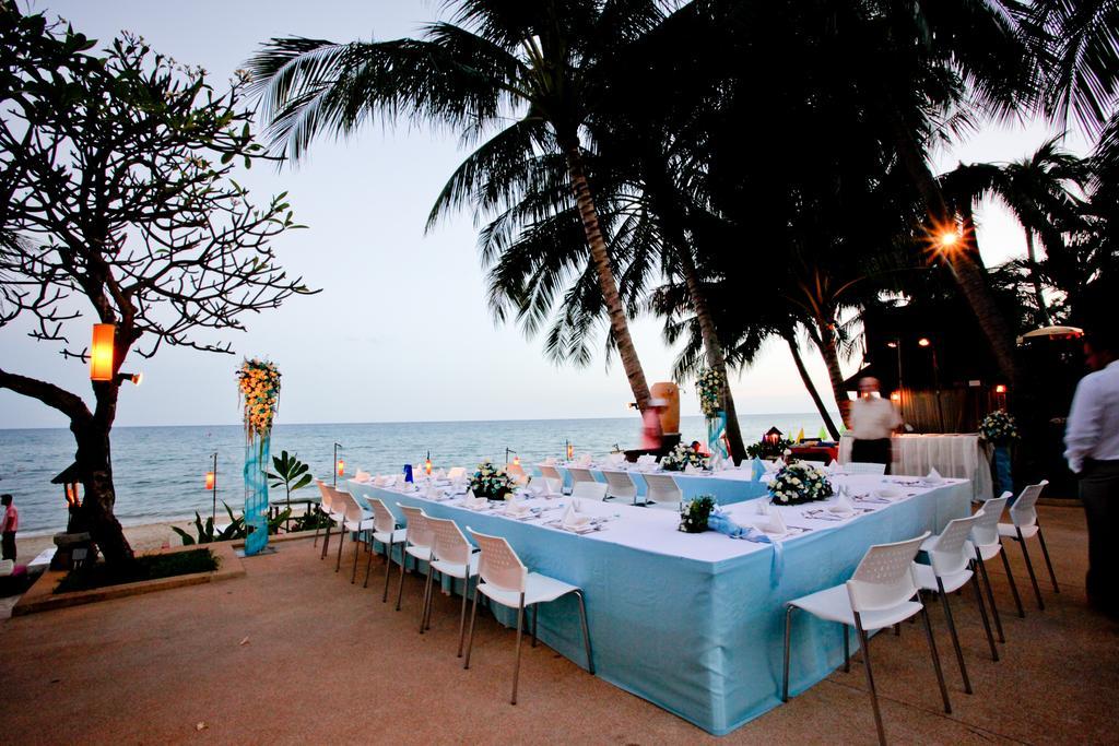 Отель, Таиланд, Ко Самуи, Thai House Beach Resort