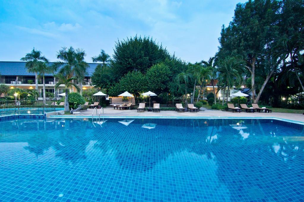 Sunshine Garden Resort, фотографии территории