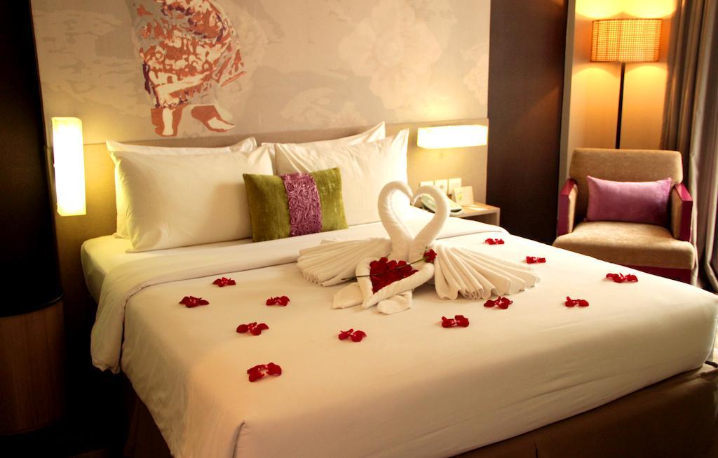 Отдых в отеле Mercure Bali Nusa Dua