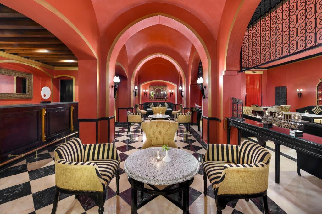 Club Magic Life Sharm El Sheikh, харчування