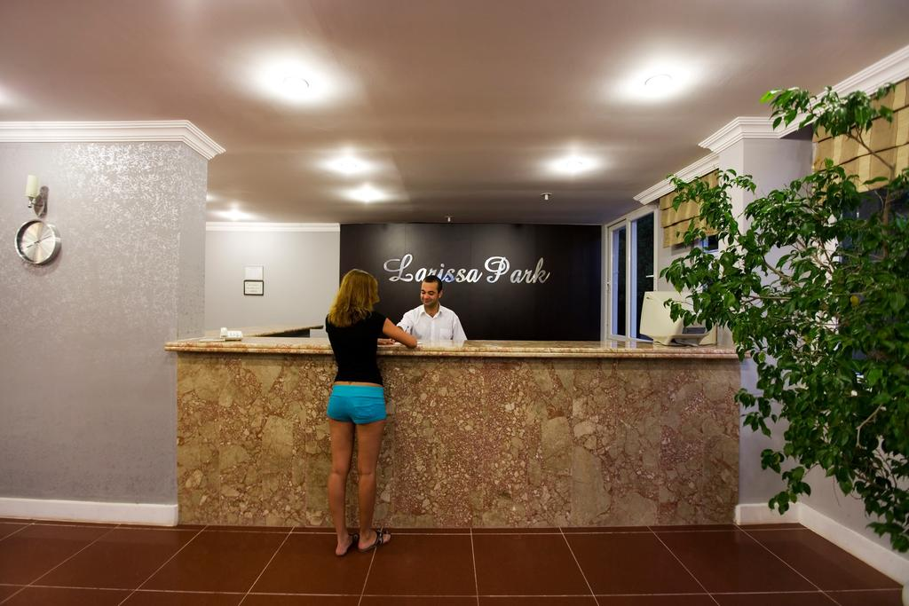 Castle Park Hotel (ex.Larissa Park), Кемер