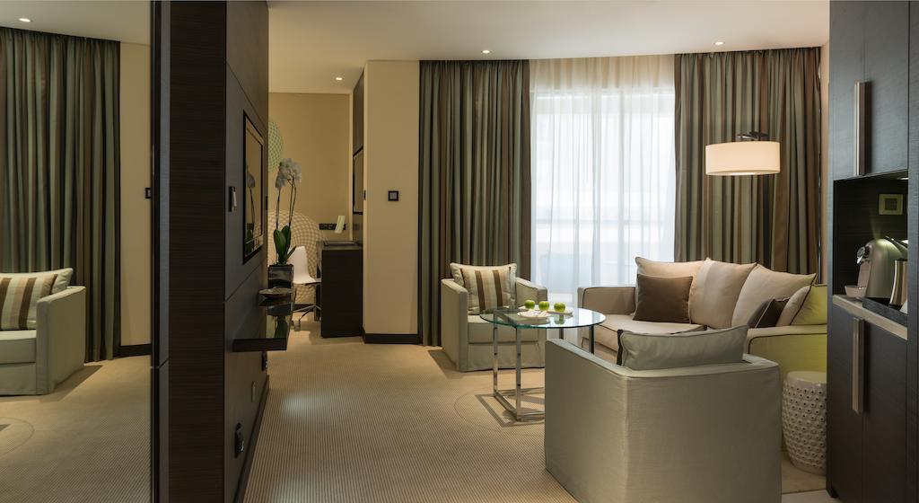 Відпочинок в готелі Le Royal Meridien Beach Resort & Spa Дубай (пляжні готелі) ОАЕ