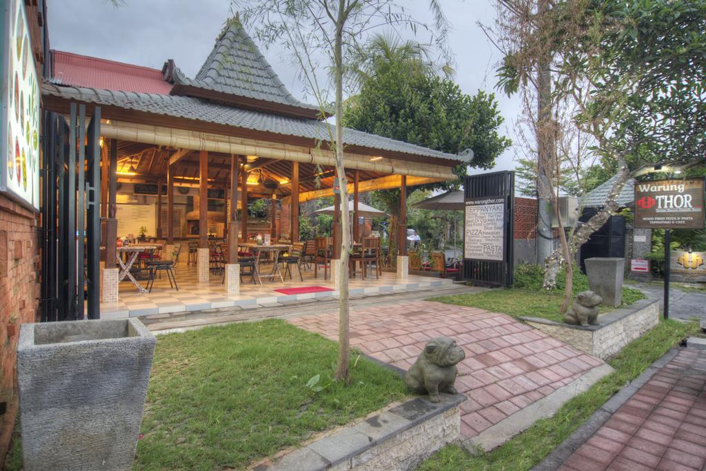 Отдых в отеле Taman Harum Cottages