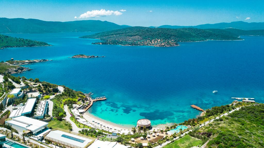 Отель, Бодрум, Турция, Lux Bodrum Resort & Residences