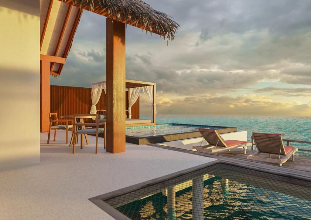 Furaveri Island Resort, Раа Атол, фотографії турів