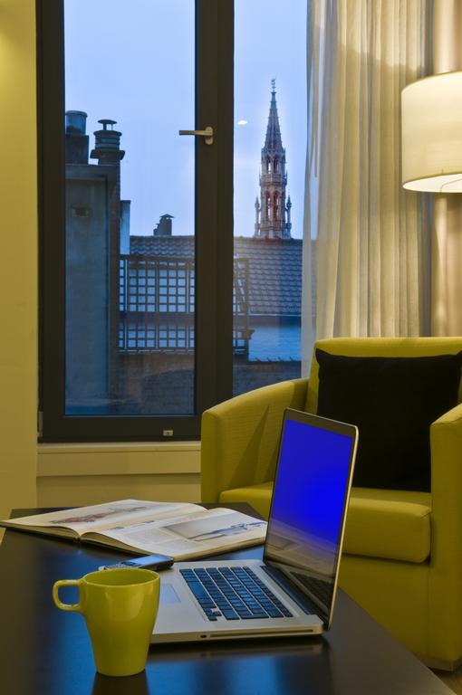 Отзывы об отеле B-Aparthotel Grand Place