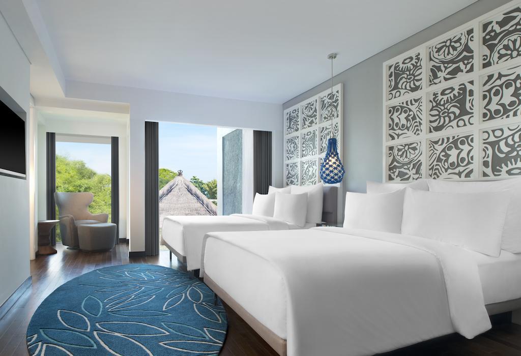 Горящие туры в отель Le Meridien Джимбаран Индонезия