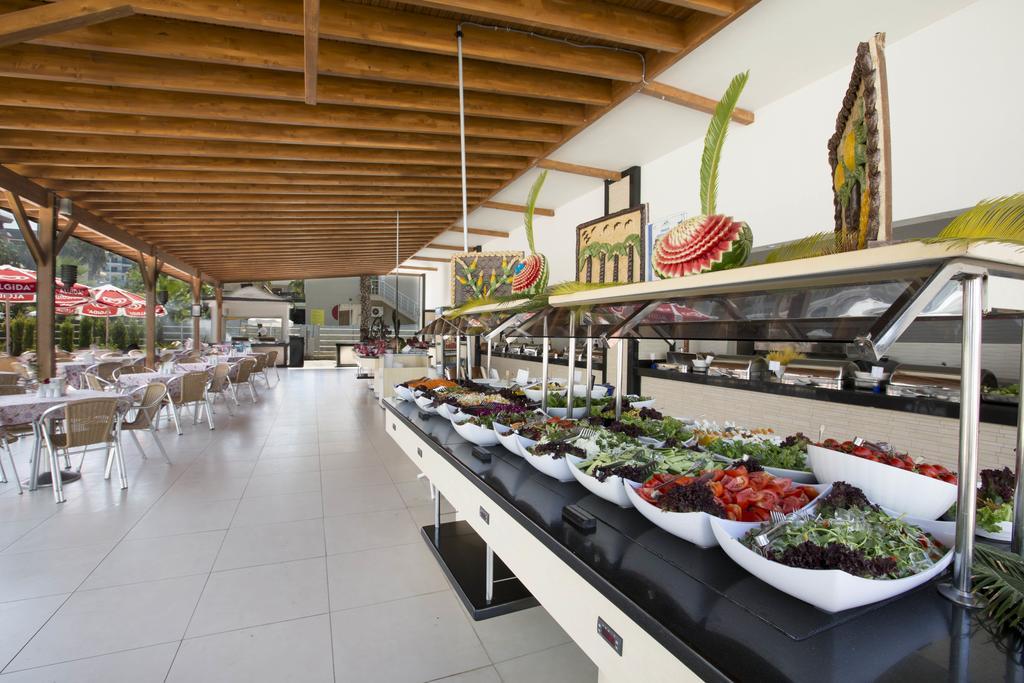 Kirman Hotels Sidera Luxury & Spa, Аланья, фотографії турів