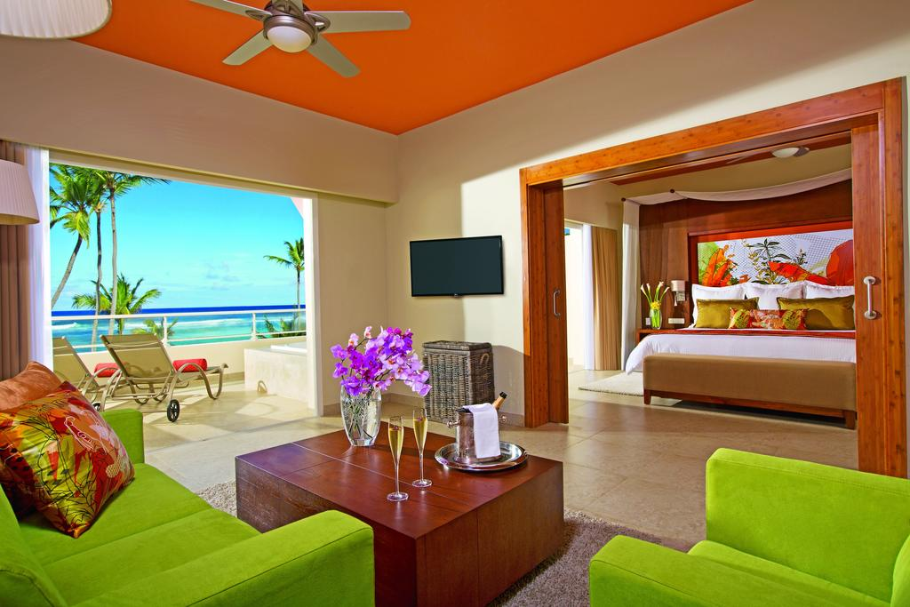 Breathless Punta Cana Resort & Spa, Уверо Альто