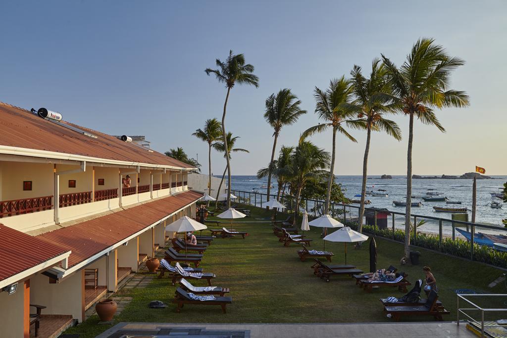 Горящие туры в отель Coral Sands Хиккадува Шри-Ланка