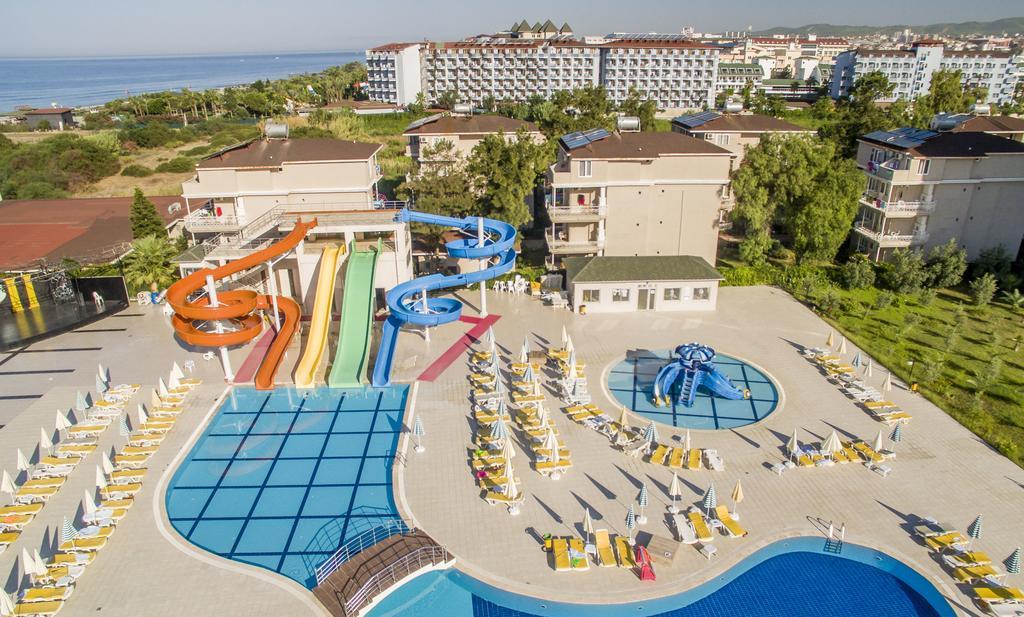 Горящие туры в отель Hedef Beach Hotel Аланья