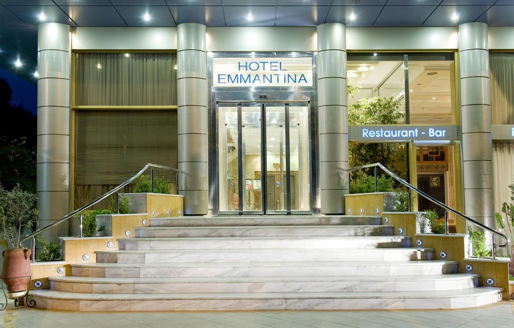 Горящие туры в отель Emmantina Афины Греция